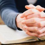 leaning on God